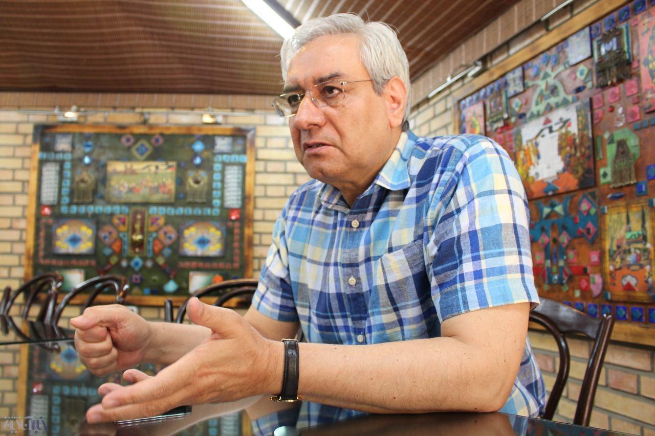 ابراهیم اصغرزاده:جلیلی و احمدینژاد سمبل تفکر براندازانه هستند/تفکر دولت هاشمی، باعث شورش شد