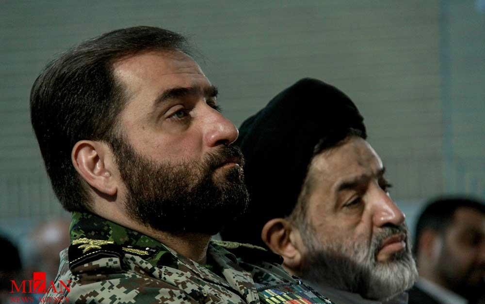 تصاویر | تودیع و معارفه دادستان نظامی تهران