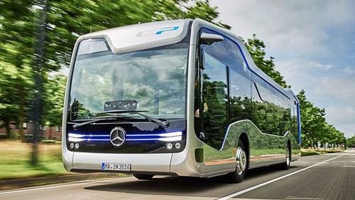 آزمایش شهری اتوبوس خودران مرسدس بنز/«اتوبوس آینده»؛نسل جدید وسایل حمل و نقل عمومی
