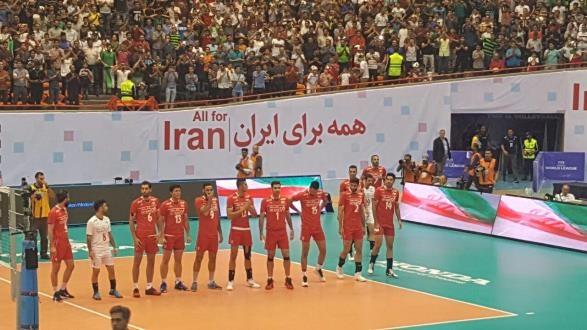"""شکست سه بر صفر والیبال ایران مقابل ایتالیا/ امشب ، """"شب"""" شاگردان لوزانو نبود"""