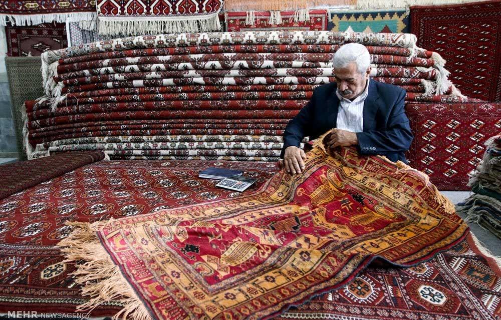 Мартом, картинки туркменские ковры