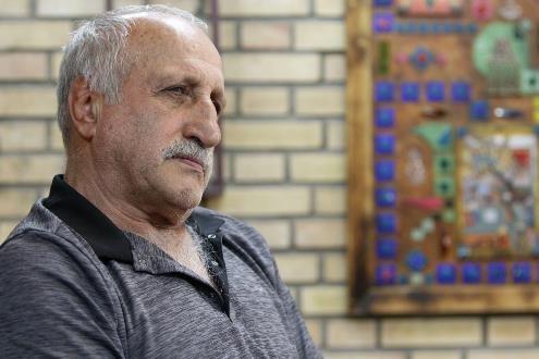 ویدئو   روایت منصور برزگر از افسانه کشتی ایران
