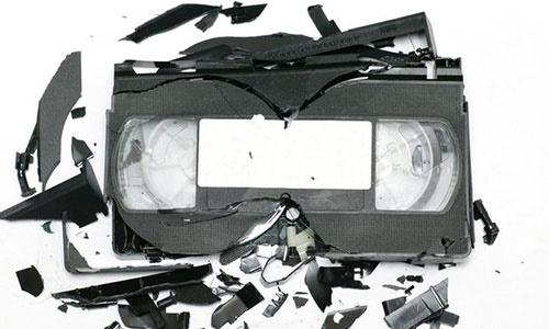 VHS رسما مُرد!/پایان خاطرههای یک نسل،9 ماه پس از مرگ رسمی بتاماکس