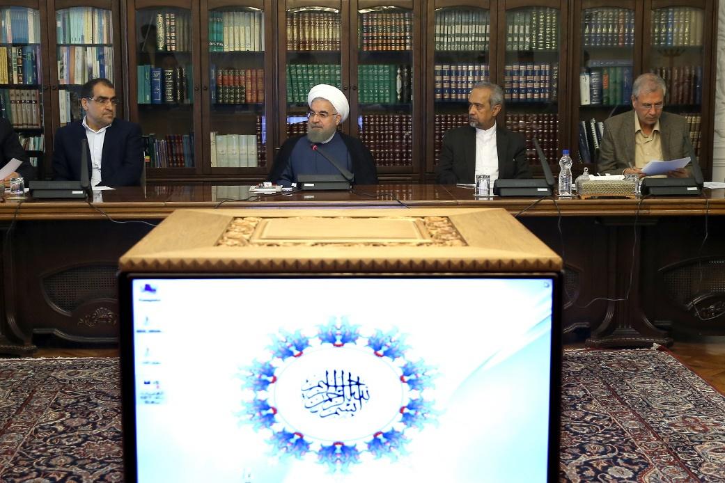 روحانی: پاکسازی محیط از مظاهر اعتیاد مسئولیتی ملی است