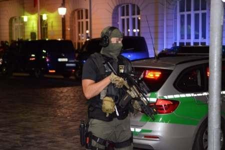 انفجار مهیب در آلمان