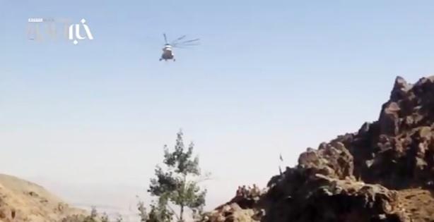 فیلم | نجات زن کوهنورد در ارتفاعات دربند تهران
