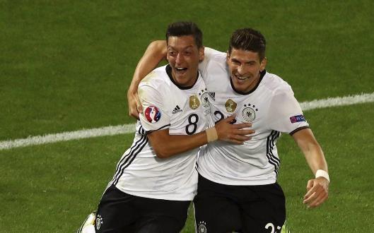 وضعیت نگران کننده آلمان در آستانه نیمه نهایی یورو 2016