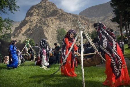 برپایی جشنواره «سفره ایرانی؛ فرهنگ گردشگری» در کرمانشاه