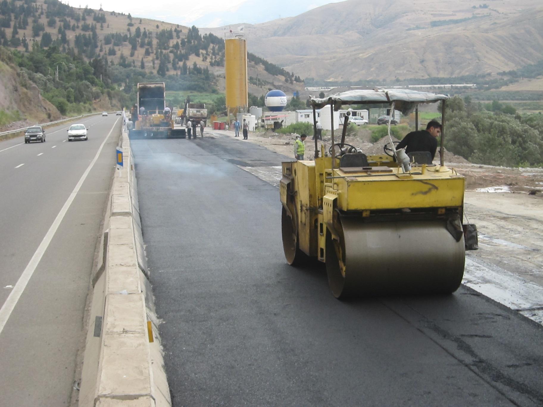 بازگشایی آزادراه رشت ـ قزوین قبل از عید فطر