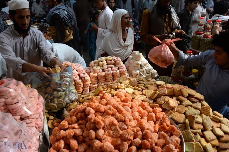 تصاویر   افغانستان در  آستانه عید فطر