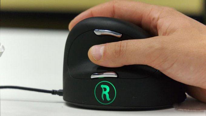 موس کامپیوتری ارتوپدیک برای جلوگیری از دردهای ناشی از RSI