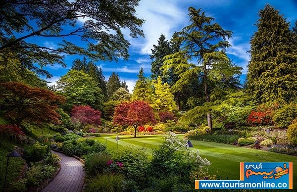 تصاویر | تابستان را در این باغ ها نفس بکشید!