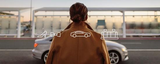 خدمات جدید سرویس تاکسی آنلاین لیفت با خودروهای لوکس به تقلید از اوبر