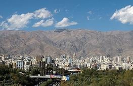 هشتاد و چهارمین روز هوای سالم تهران در سال ۹۵ با شاخص ۸۴