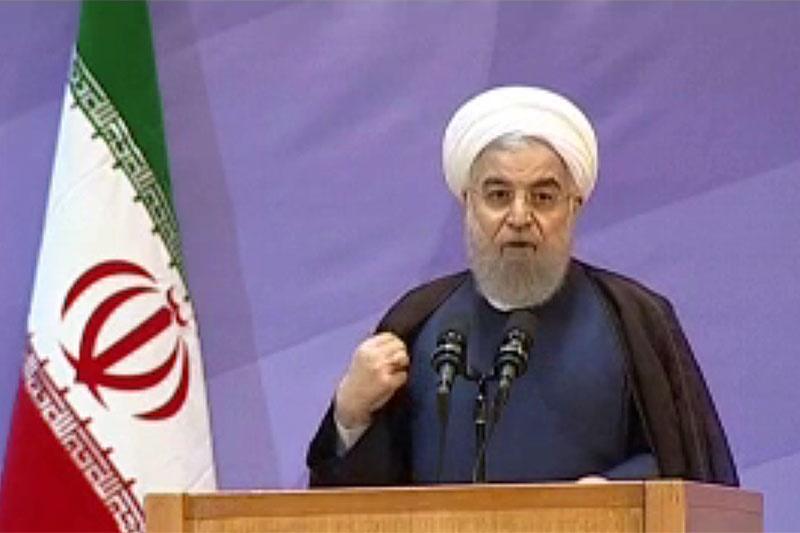 فیلم   روحانی درباره جمع کردن ماهواره و فیلتر شبکههای اجتماعی چه گفت؟