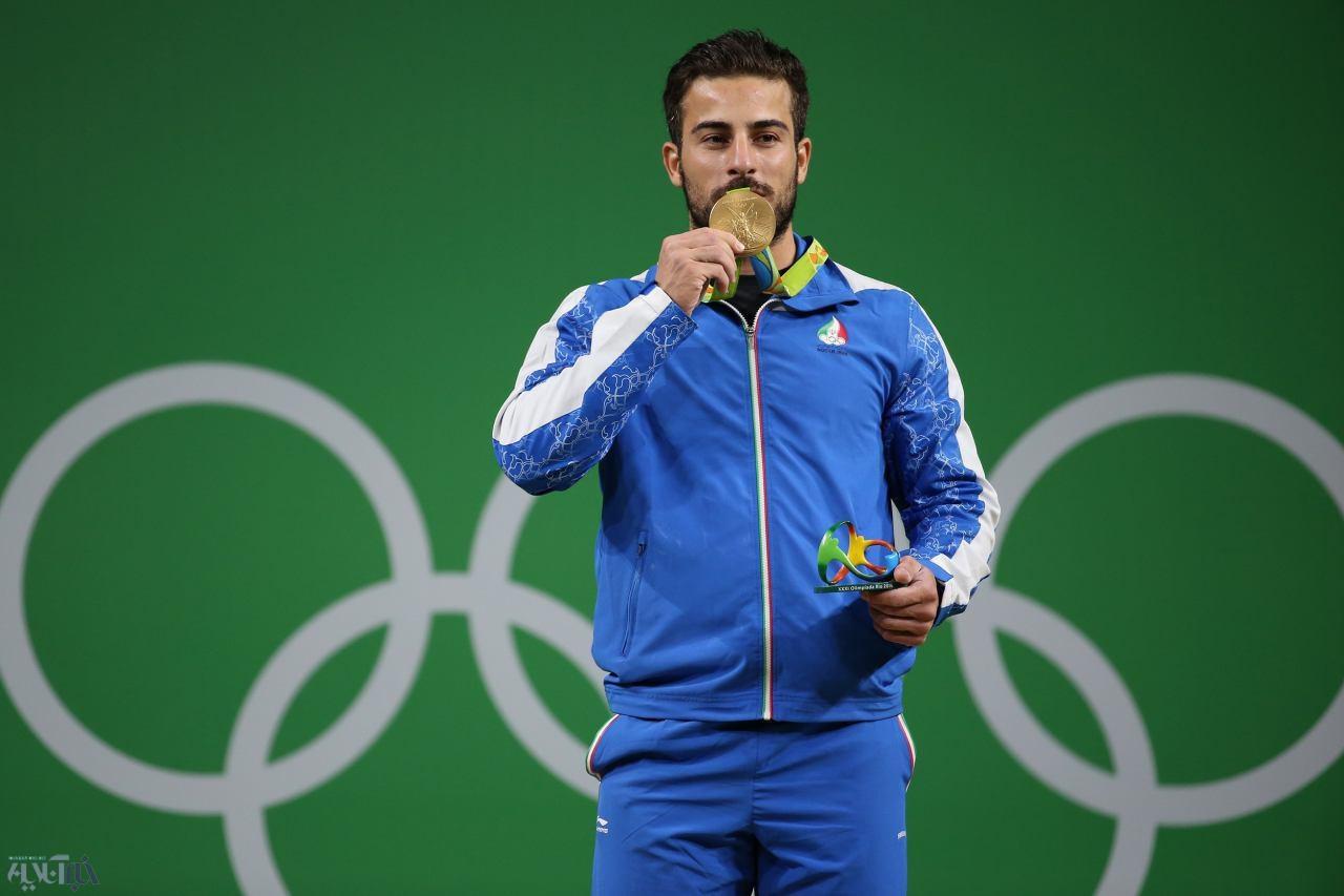 100 سکه طلا، پاداش فشار و تهدید یک المپیکی