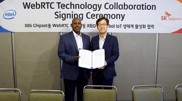 ساخت ابزارهای اینترنت اشیاء توسط اینتل و اسکا تلهکام کرهجنوبی
