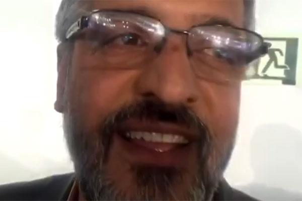 فیلم   بغض و اشک رئیس فدراسیون تکواندو از پیروزی کیمیا علیزاده