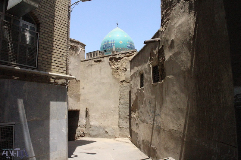 اینجا خانه شیخ فضلالله نوری، ۱۱۰ سال پس از مشروطه/ هر روز ویرانتر میشود