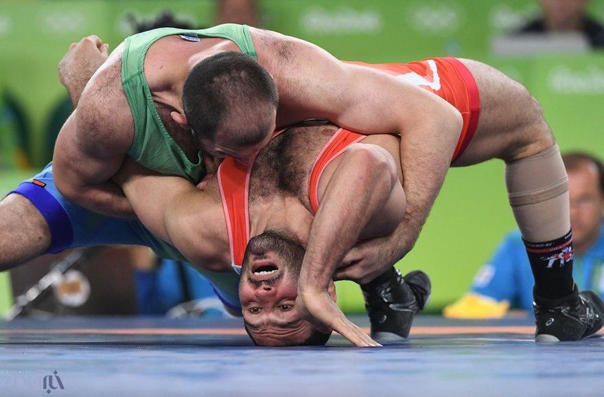 تصویری تلخ از آخرین رقابت رضا یزدانی در المپیک