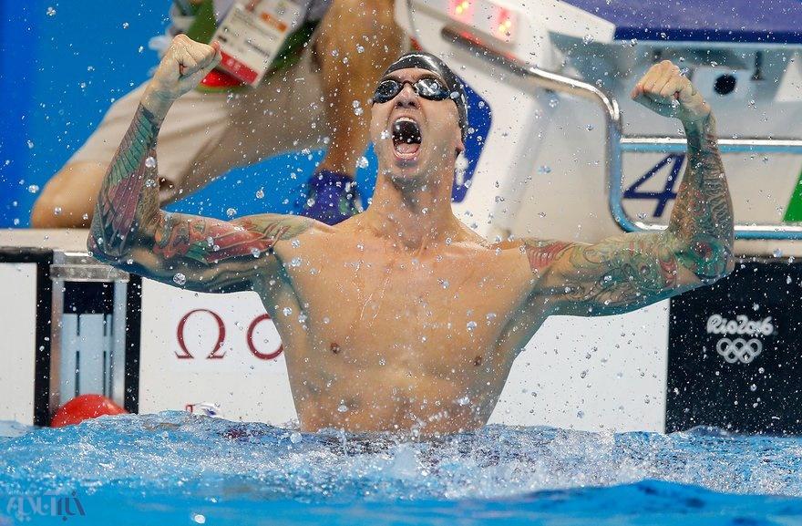تصاویر | فریادهای المپیکی؛ شادی و عصبانیت ورزشکاران المپیک ریو