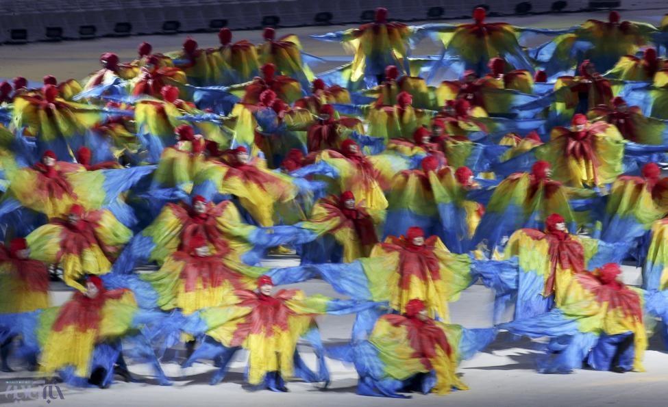 تصاویر | مراسم اختتامیه المپیک ریو 2016