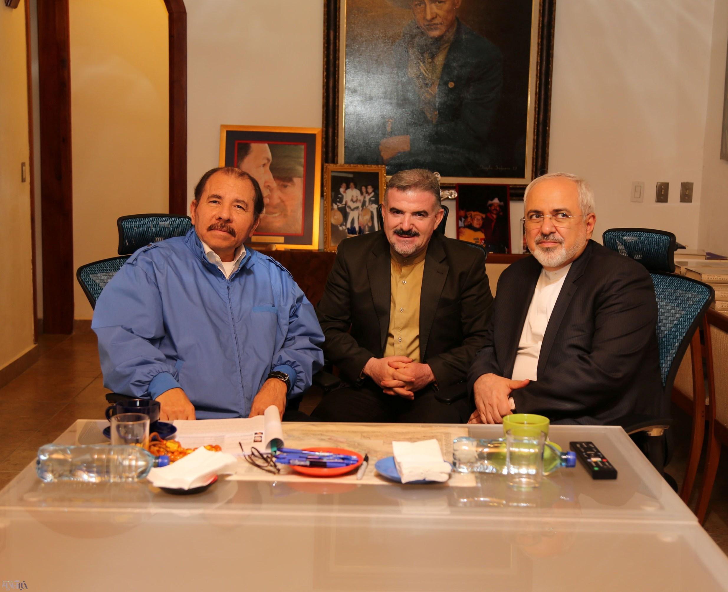 رئیسجمهوری نیکاراگوئه برای ملت غیور ایران درود فرستاد