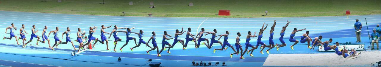 تصویری متفاوت از پرش قهرمان پرش سه گام المپیک ریو