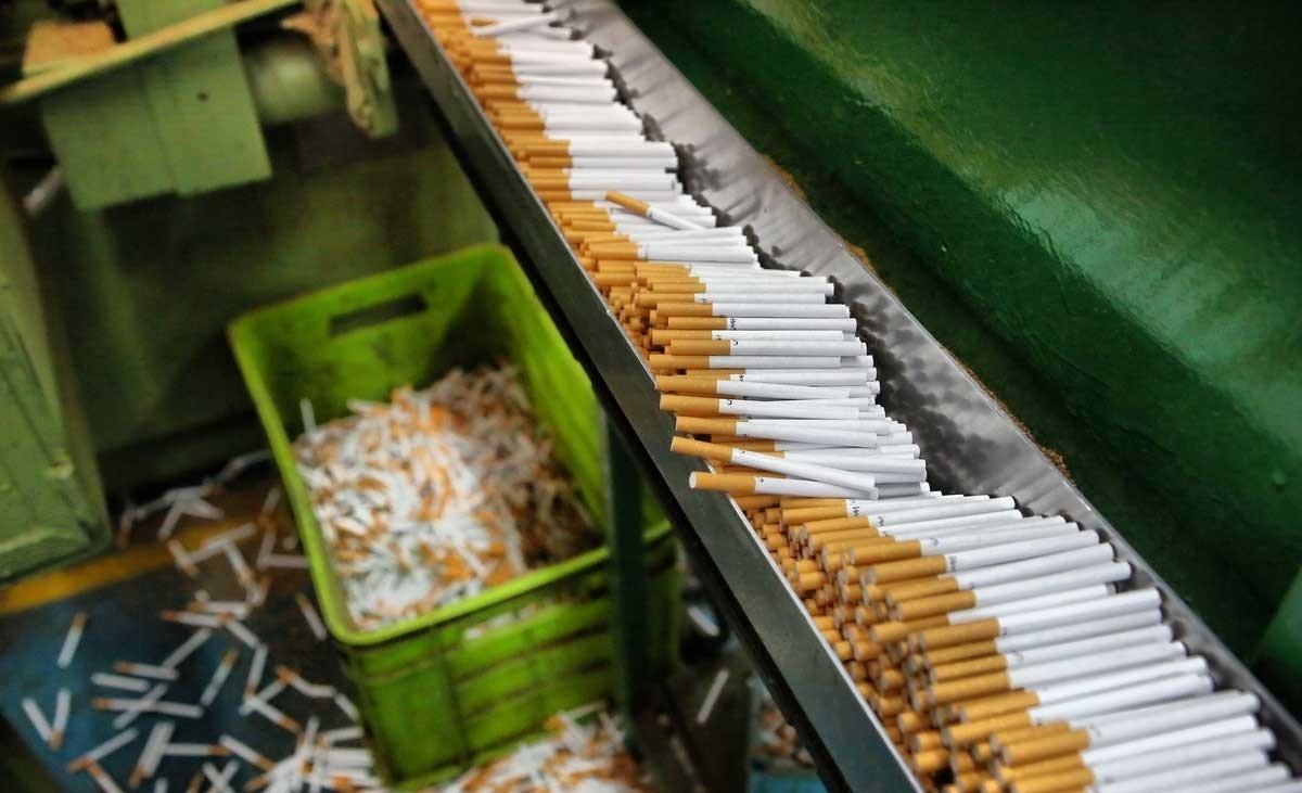 تصاویر   شرکت دخانیات ایران