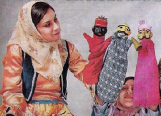 عروسکهایی که با سیلی صورت خود را سرخ میکنند/ میرزاحسینی: تا پیشکسوتان هستند قدرشان را بدانیم