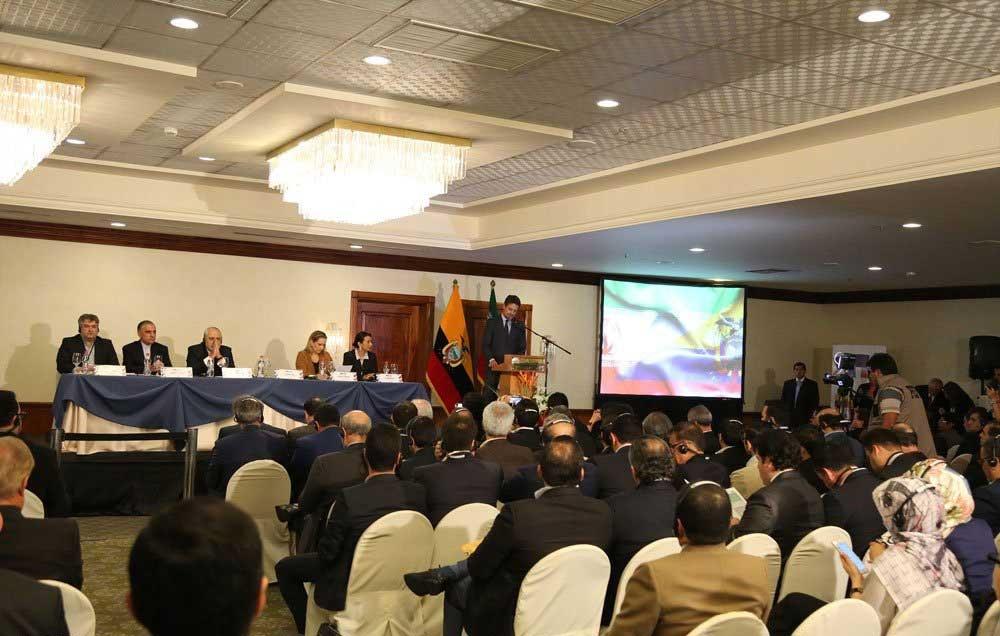 تصاویر   دیدارهای ظریف در اکوادور