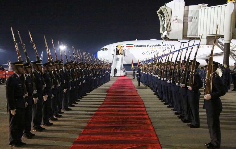 پروندهای برای یک سفر بیسابقه و دیپلماتیک