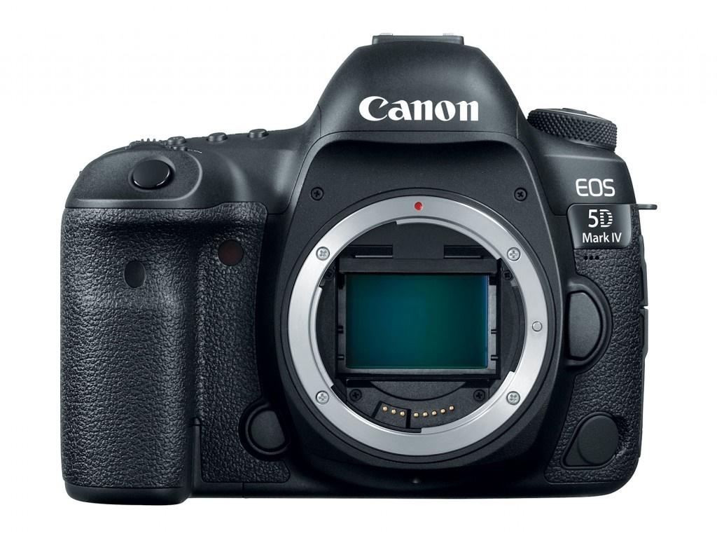 دوربین کانن 5D مارک 4 چه فرقهایی با مارک 3 دارد؟