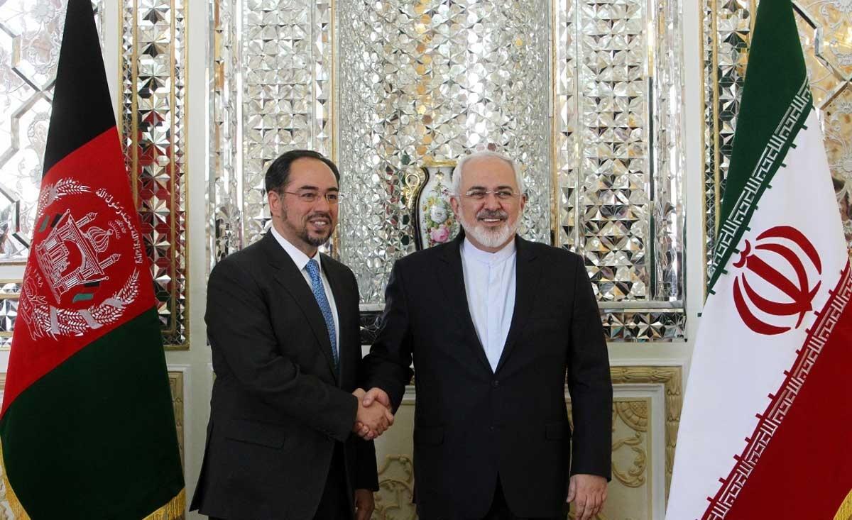 تصاویر | اولین دیدار دیپلماتیک ظریف پس از بازگشت از سفر به آمریکایلاتین