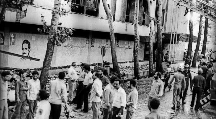 معمای اتاق ۱۰۵ در نخستوزیری/ لحظه انفجار 8 شهریور چگونه گذشت؟