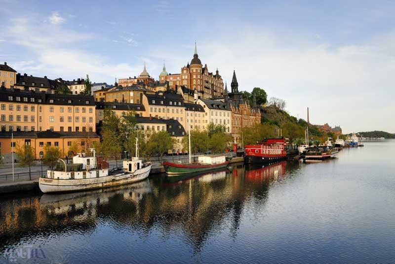 """21 تصاویر زیبا از """"استکهلم""""پایتخت کشور سوئد"""