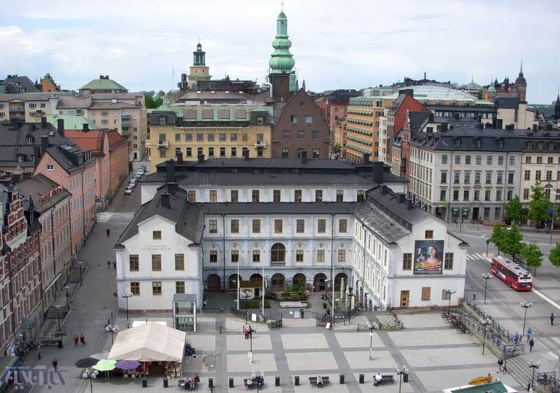 عکس های استکهلم سوئد