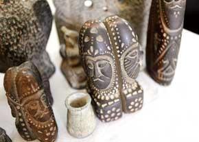 مجسمههای تقلبی در همدان کشف شد