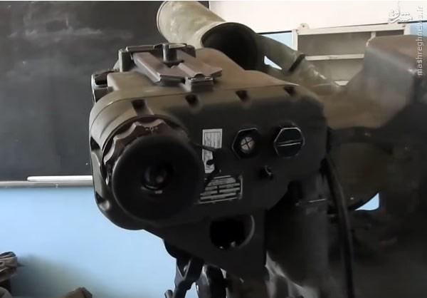 تصاویر |  کشف محموله عظیم تسلیحات آمریکایی در حلب