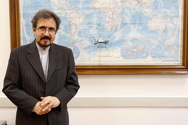 فیلم   تحلیل قاسمی در زمینه موضعگیری ایران درباره کودتای ترکیه