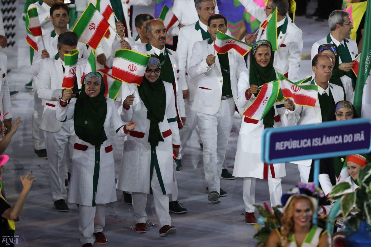 ایران در مراسم اختتامیه المپیک ریو شرکت نمیکند