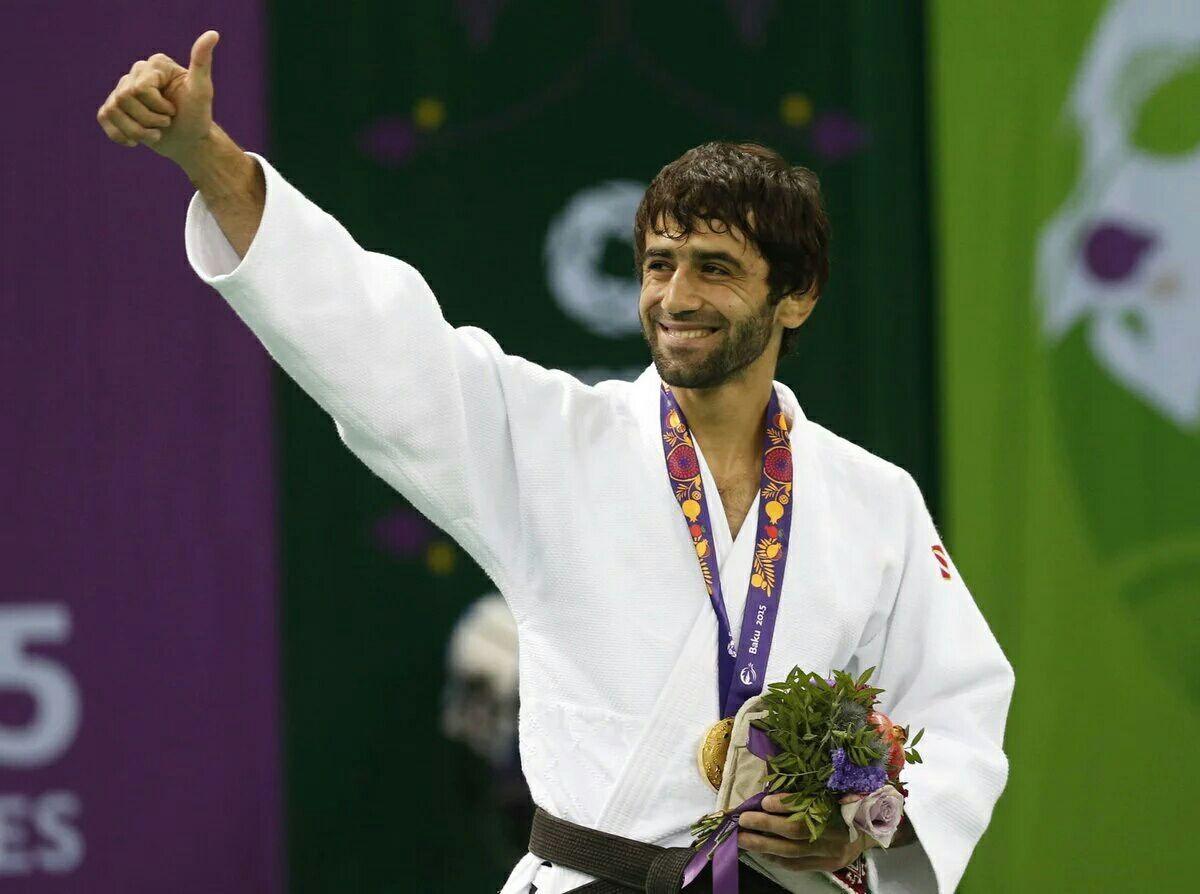 تصویری از جدال رئیسجمهور روسیه با قهرمان کاراته المپیک