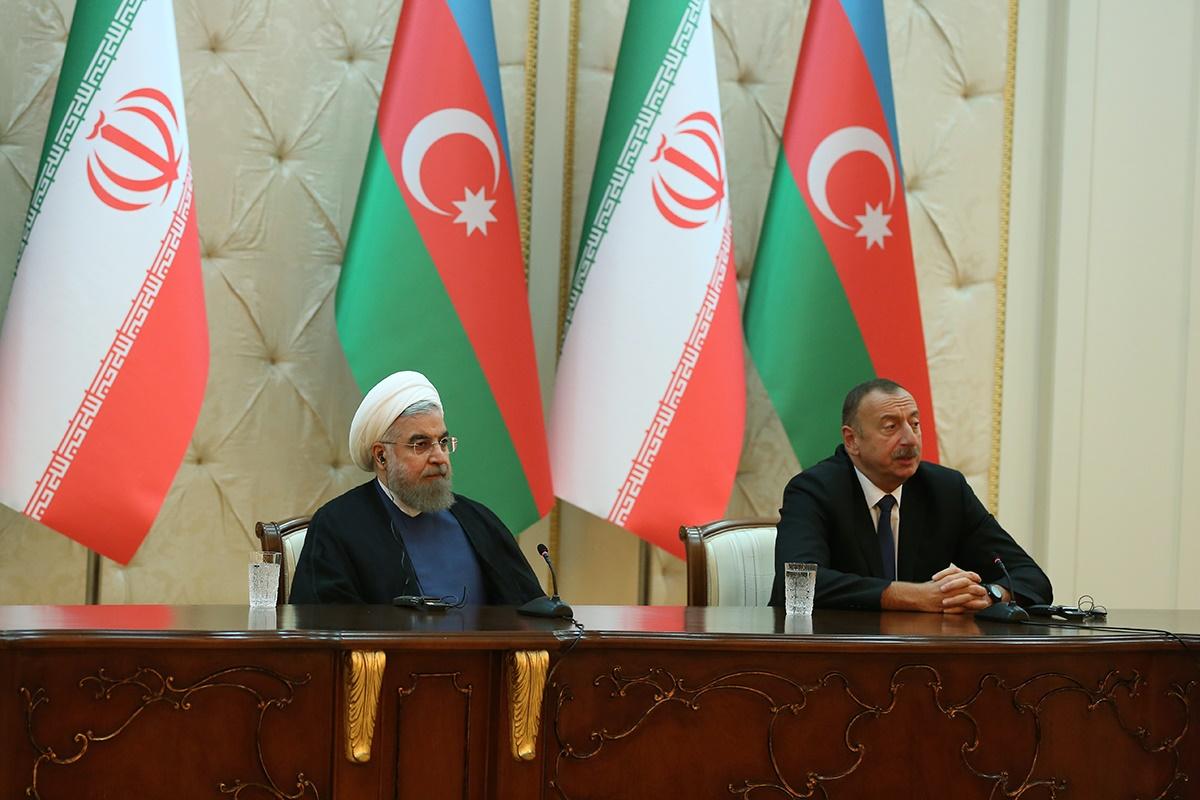 روحانی: هدف تجارتآزاد بین ایران و جمهوریآذربایجان است