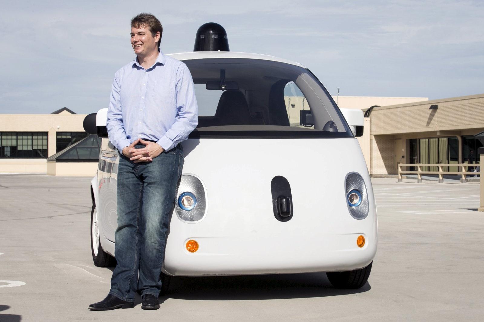مغز متفکر خودروهای خودران گوگل رفت / خداحافظی بزرگان این صنعت با ساختههای خود