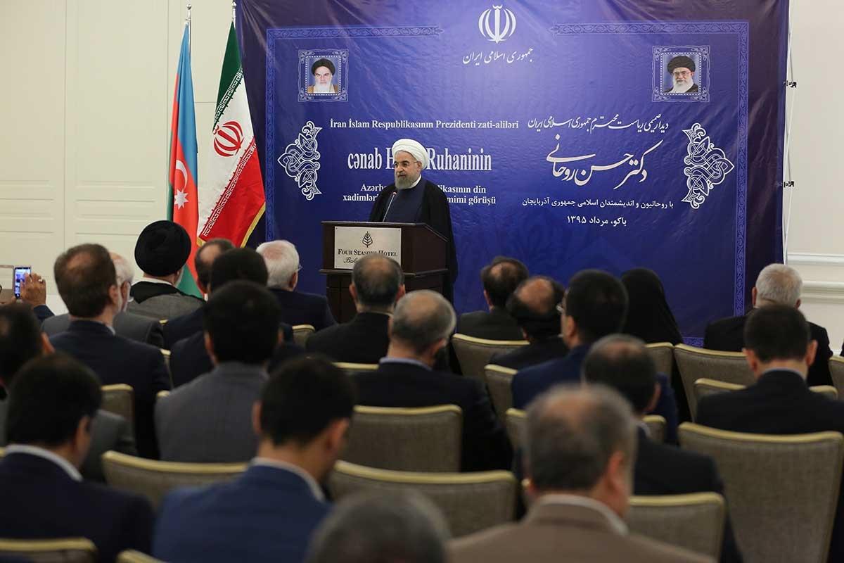 رییسجمهور: روابط ایران با دیگر کشورها مبتنی بر سیاست برد-برد است