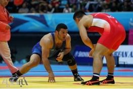 رضا یزدانی المپیکی شد