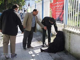 گداها از خیابانهای تهران به صورت ضربتی جمع میشوند/ تکدیگری یک صنعت پر درآمد شده