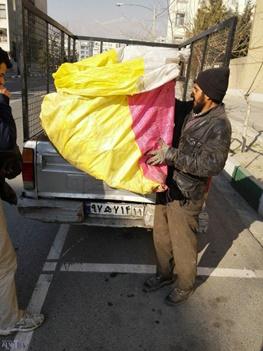 برخورد با زبالهگردهای شرق تهران تشدید میشود/زبالهگردها شهروندان را بیمار میکنند