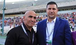 دایی و منصوریان در لیگ فوتبال کودکان کار
