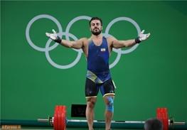قهرمان المپیک خادم بارگاه حضرت معصومه (س) شد